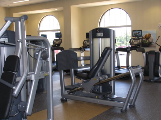 twin cities hotel fitness centers