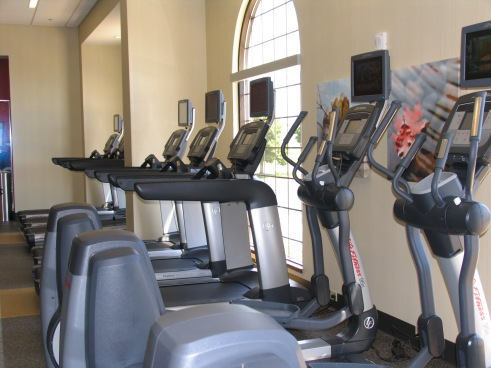 Twin Cities Fitness Centers in Hotels