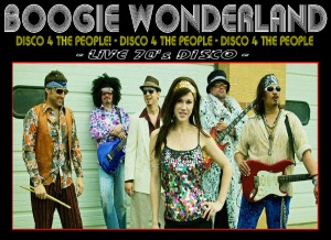 Celebrate New Year's Eve with Boogie Wonderland at the Minneapolis Marriott Northwest